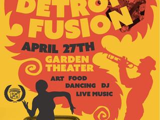 Sean Blackman's In Transit Detroit- Reggae Detroit Fusion
