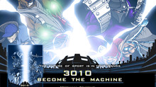 Detroit Titan Alum/ Former Tigers Executive Pens Science Fiction Book, Become the Machine Now Availa