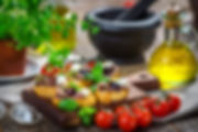 bigstock-Tasty-Bruschetta-With-Anchovy--