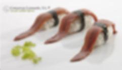 Nigiri de filete de Anchoa Leonardo