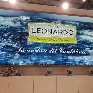 Leonardo la Anchoa del Cantábrico