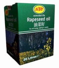 ktc 20 litre gm free rapeseed oil