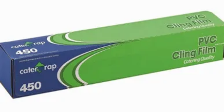 caterwrap 450m catering cling film