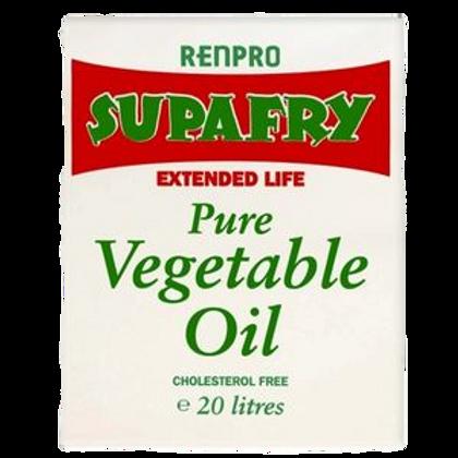 ktc 20 litre pure vegetable oil
