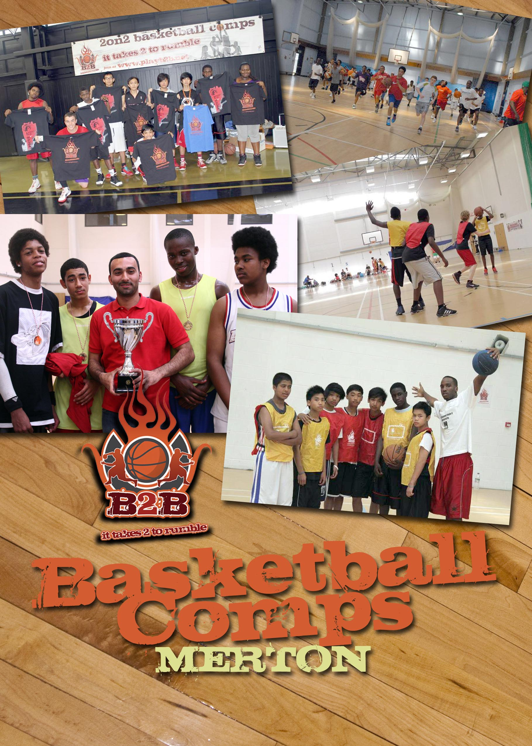 Basketball Comps Merton 2012