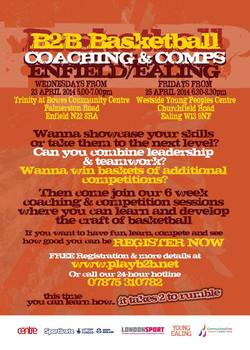 Coaching & Comps, Enfield