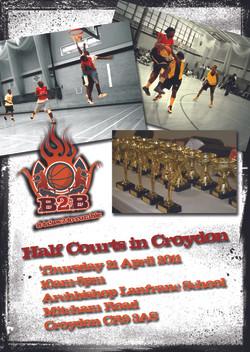 B2B basketball 2011