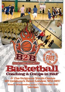 B2B Coaching & Comp November 2013