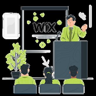 Formation Wix avec WebAnymous