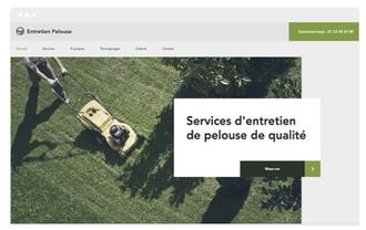 Création de site wix landing page