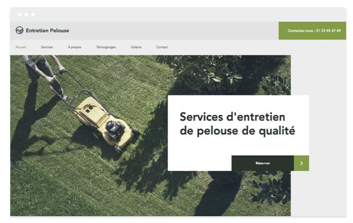 Service de rdv en ligne artisan