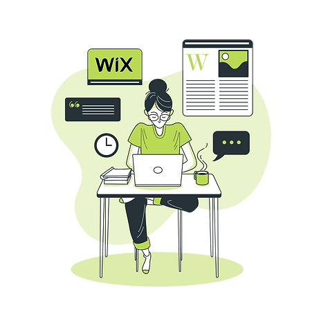 FAQ Questions Fréquentes Audit et Optimisation de site Wix