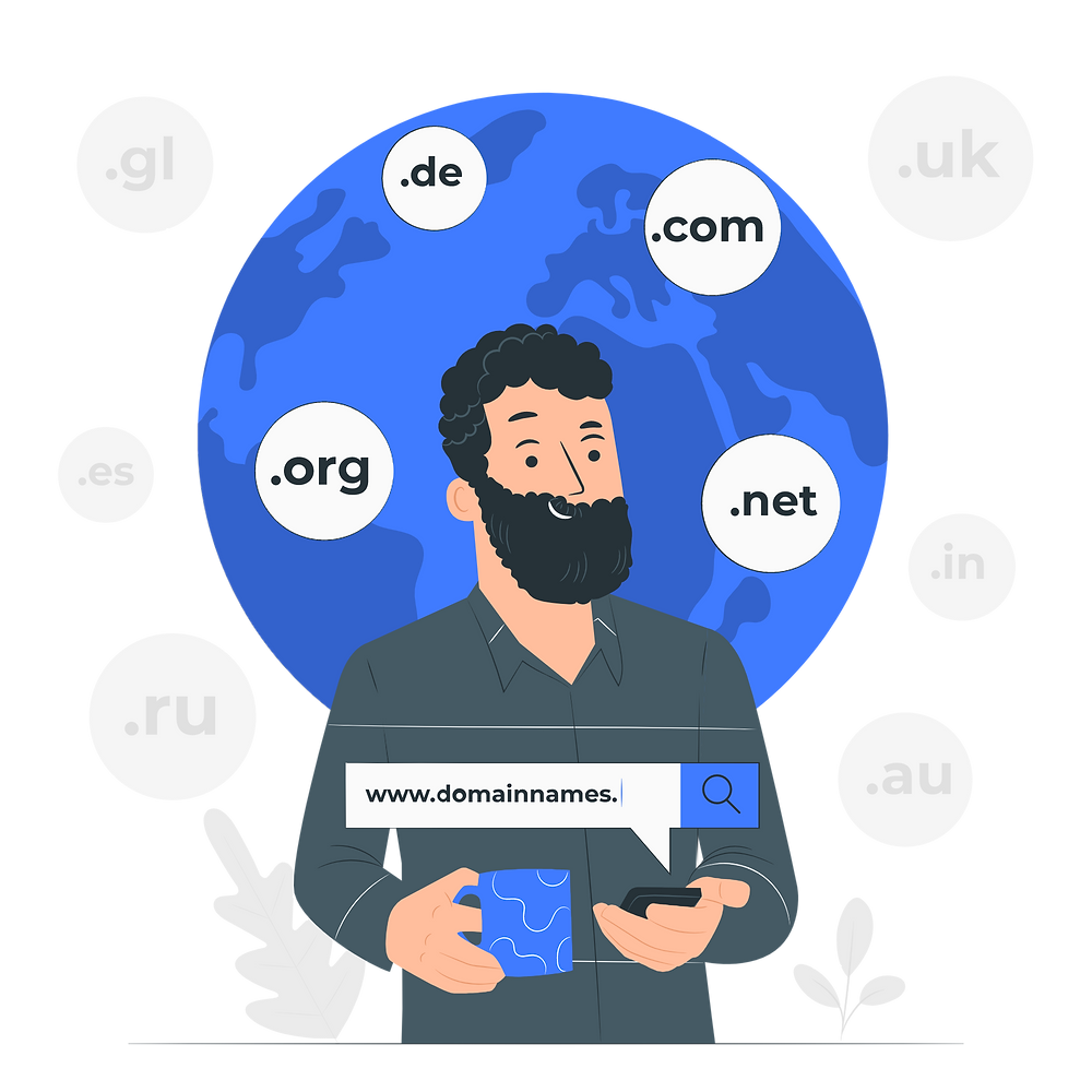 Les bonnes pratiques relatives aux noms de domaine