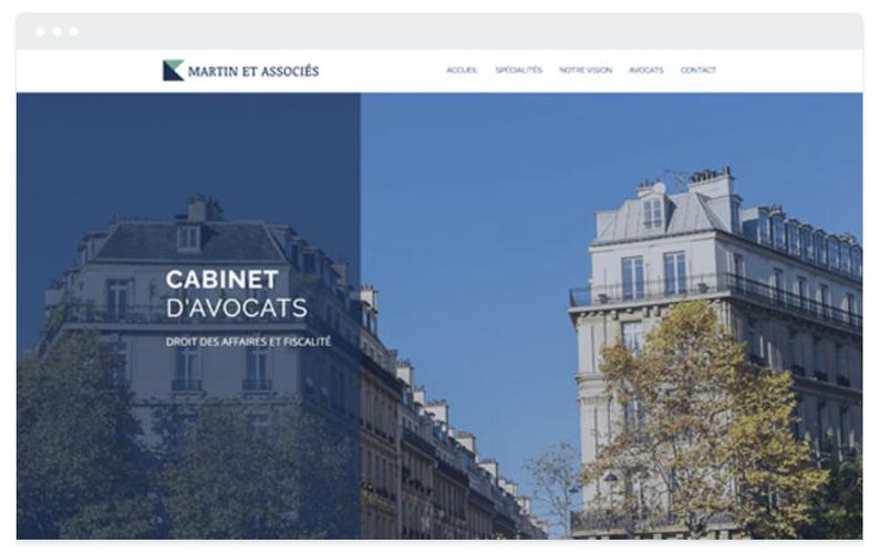 Migration site web Wix