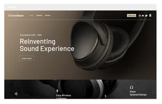 Création de site web Wix