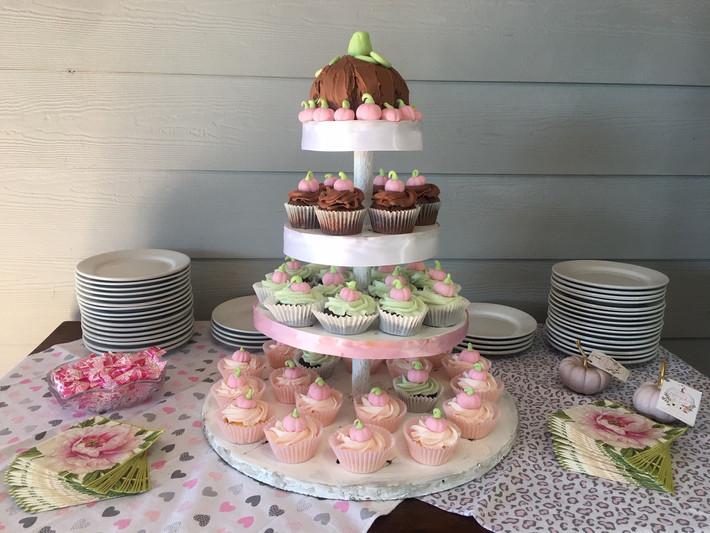Sloan's cupcakes