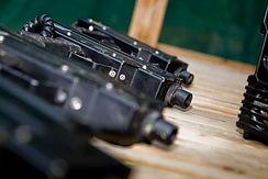 tir au pistolel laser