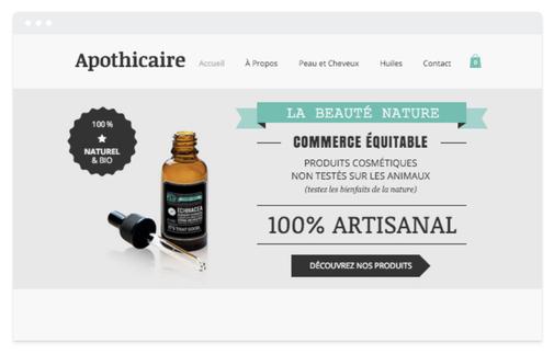 E-Shop Artisanal