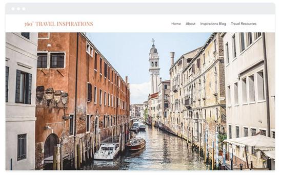 création site web excursion