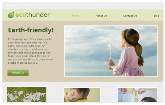 création site web énergie