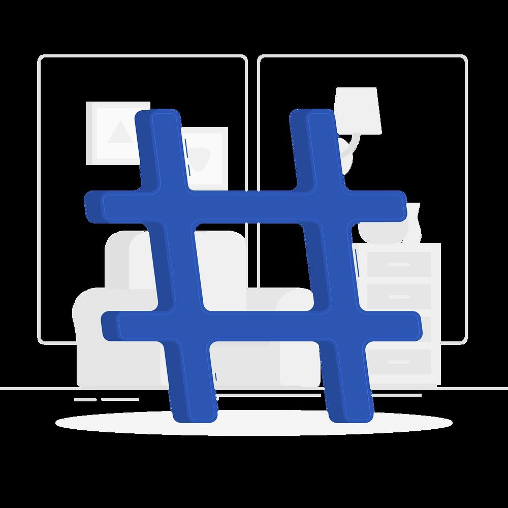 Comment utiliser les #Hashtags dans le marketing des médias sociaux