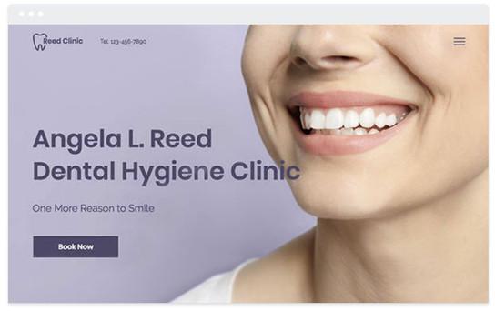 création site web chrirurgien dentiste