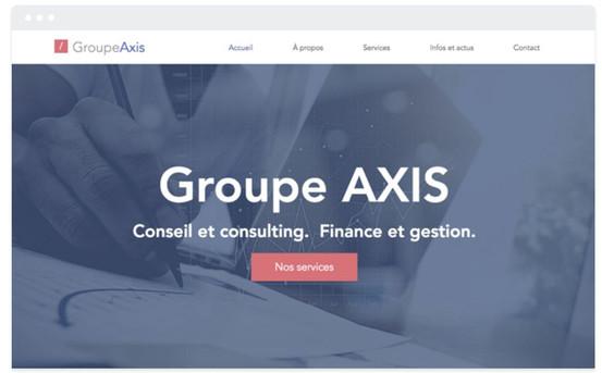 création site web expert comptable