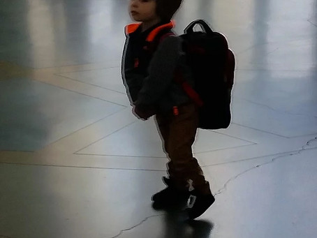 Toddler Travel!