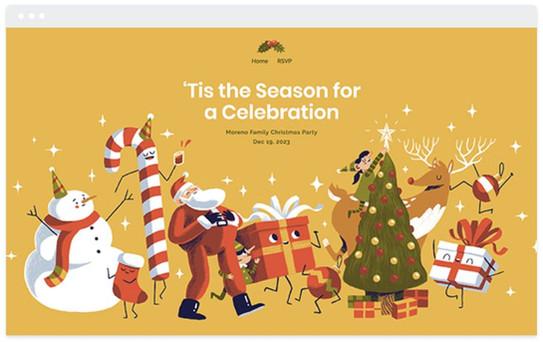 Création site web association caritative