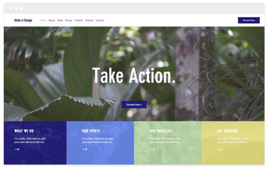 création site web éco responsable