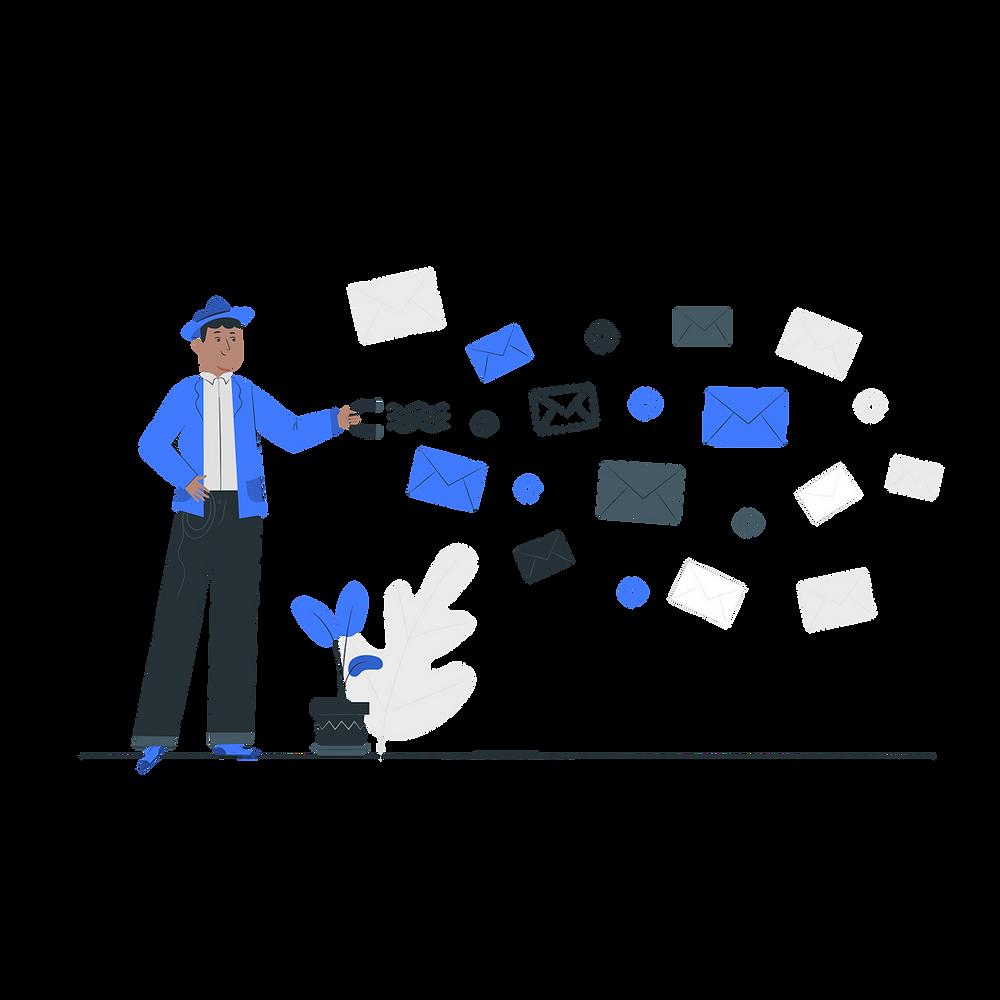 6 conseils de marketing par e-mail pour les petites entreprises