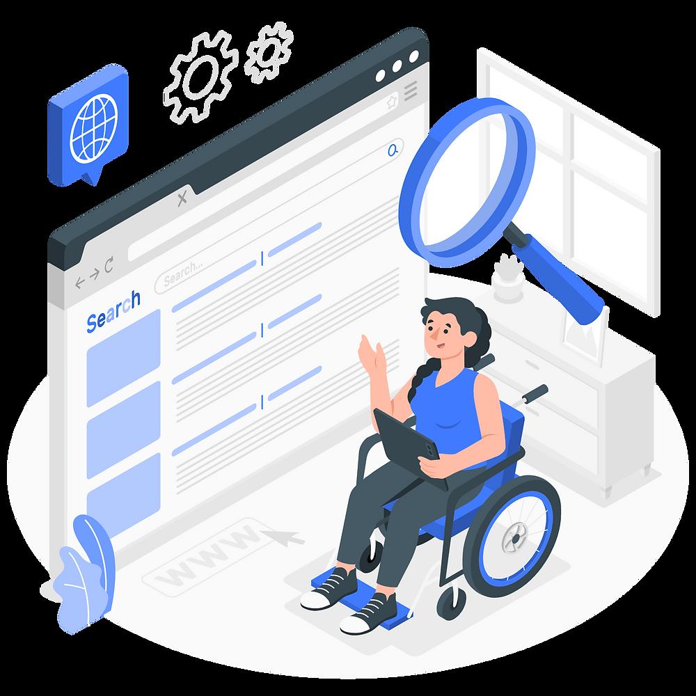 Pensez à l'accessibilité avant de commencer une refonte de site Web