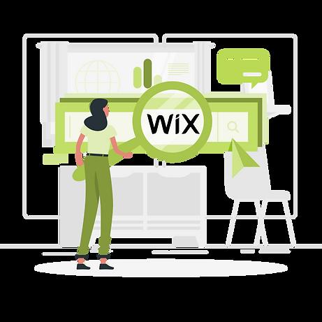 FAQ Questions Fréquentes Référencement SEO site Wix