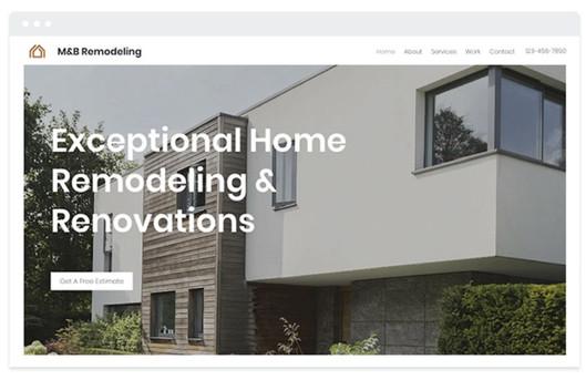 création site web promotion immobiliere