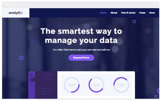 création site web informatique