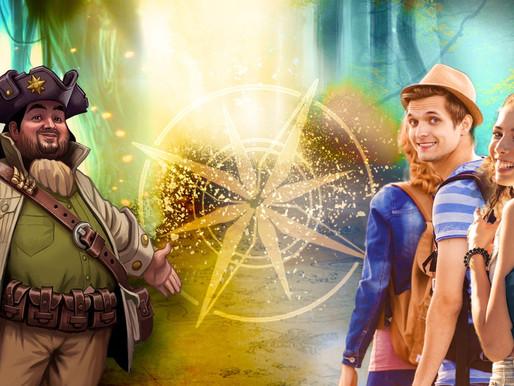 Nouvelle attraction: Explor Games jeu d'aventure numérique