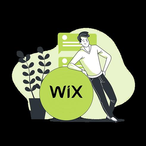 migration de site web Wix