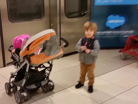 Toddler Travel, continued