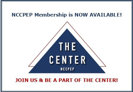 NCCPEP Membership is Now Available: JOIN US!!