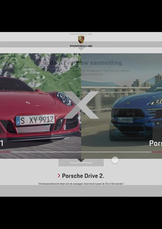 Porsche Drive2