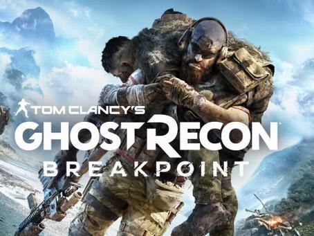 Brochette imposante de chez CAMEO dans le nouveau jeu Ghost Recon Breakpoint de Tom Clancy