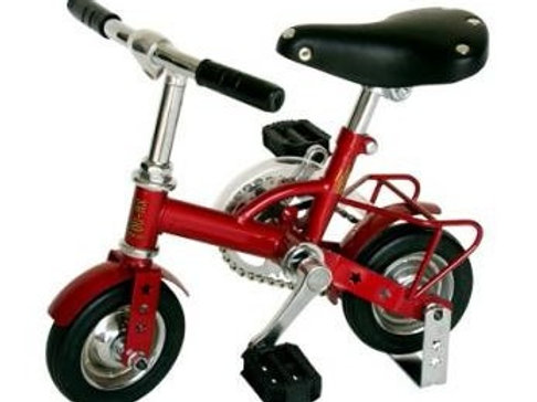 "Mini Vélo 6"" Rouge"