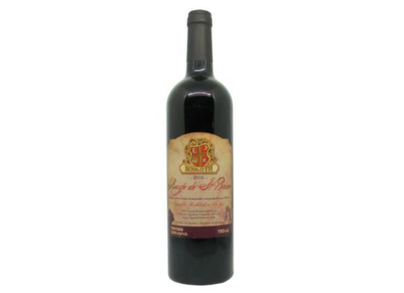 Vin rouge - Signé St-Bruno