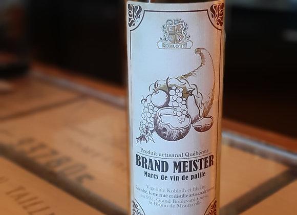 Brandy (marcs de vin de paille) - Brand Meister