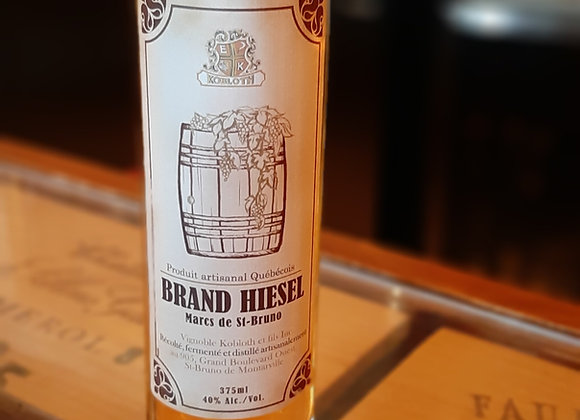 Brandy (marcs Signé St-Bruno) - Brand Hiesel