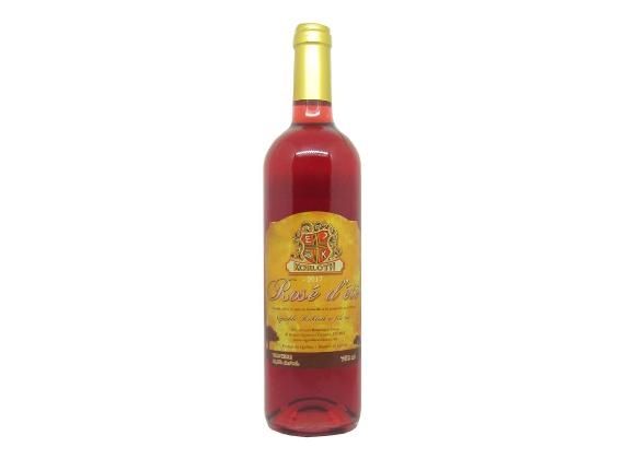 Vin rosé - Rosé d'été