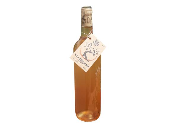 Vin orange nature
