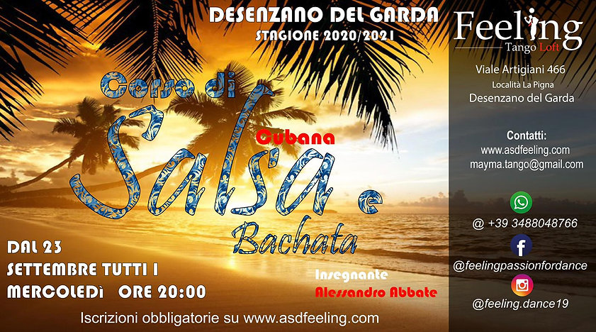 Corso caraibico_salsa