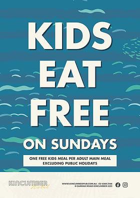 Kincumber Hotel kids Eat Free