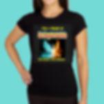 Magick Lantern womens shirt